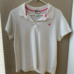 Lilly Pulitzer polo top